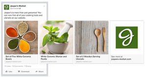 Facebook Multi Product Ad