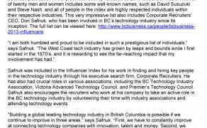 Press Release – Corporate Recruiters