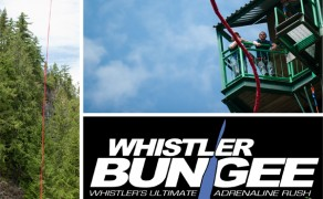 Print Ad – Whistler Bungee