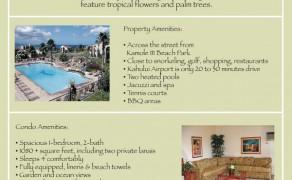 Real Estate Rental Listing